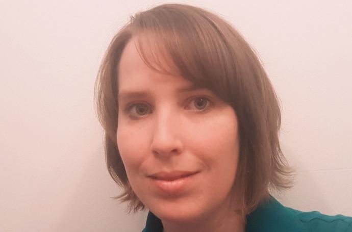 Alexandra Schieck - Leiterin der Jugendarbeit